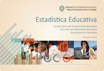 Estadística Educativa 2016