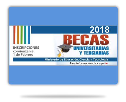Convocatoria de Becas de Nivel Superior 2018