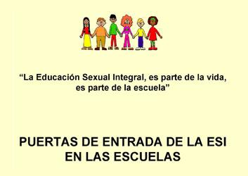 Puertas de entrada de la ESI en las escuelas