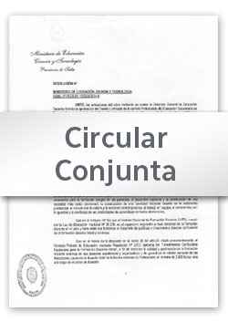 Circular Conjunta Nº 3-18