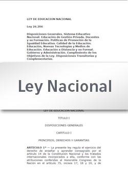 Ley 26378 · Convención sobre los Derechos de las Personas con Discapacidad