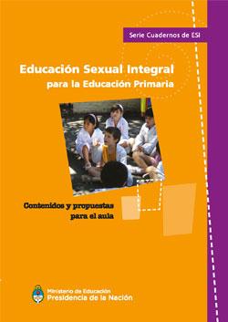 Educación Sexual Integral para la Educación Primaria 2018