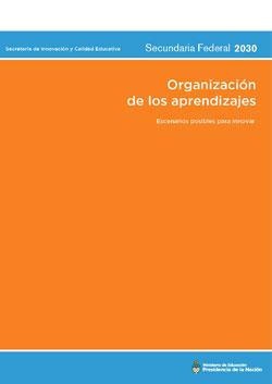 Organización de los aprendizajes